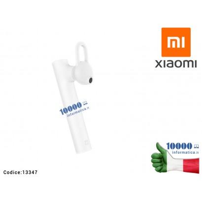 13347 Cuffia Bluetooth in-Ear [Bianca] XIAOMI Mi Bluetooth Headset Basic Monaural Wireless