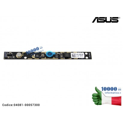 Webcam + Microfono ASUS VivoBook X441 X441M X441MA X507 X507M X507U X507UA X540 X540N X540U X540UA X542 X542U X542UA X542UN