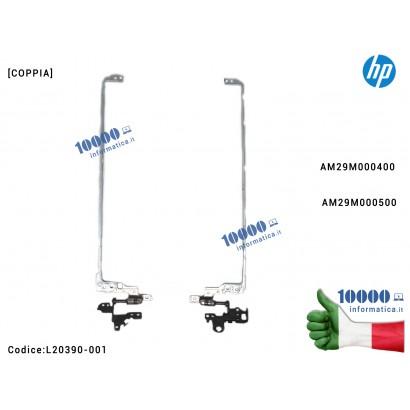Cerniere Hinges LCD [COPPIA] HP 250 G7 255 G7 15-DA 15-DB AM29M000400 AM29M000500