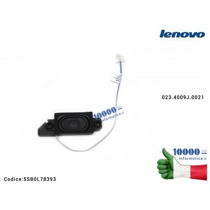 Altoparlanti Speaker LENOVO IdeaPad V110-15IKB (80TH) W 80TL 023.4009J.0021