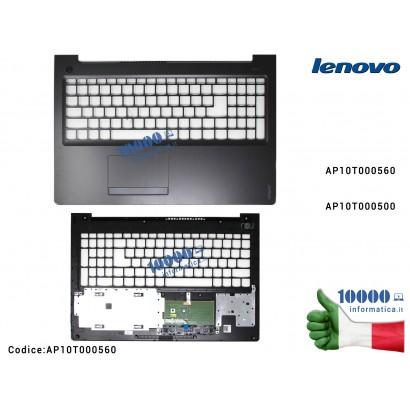 AP10T000560 Top Case Superiore LENOVO IdeaPad 310-15 [GRAY] 310-15IKB 310-15ISK 310-15IAP 510-15IKB 510-15ISK AP10T000500 AP1...